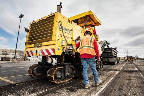 Commercial Paving Contractors, Wichita, Kansas