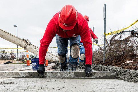 Concrete and Asphalt Paving Company in Wichita KS