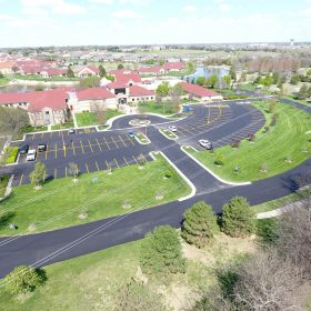 Encore Pavement in Wichita KS Project for Spiritual Life Center