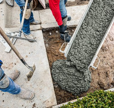 Concrete Construction And Repairs