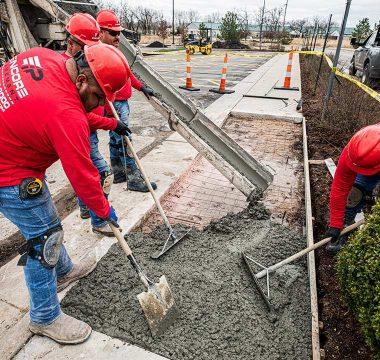 Concrete Construction Repair Asphalt Paving Company Wichita Ks