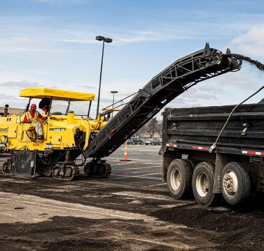 Milling Paving Concrete Asphalt Company Wichita Ks Encore Pavement