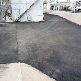 Encore Pavement Wichita Ks Coffeyville Refinery Tank Storage 1