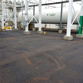 Encore Pavement Wichita Ks Coffeyville Refinery Tank Storage 8