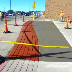 Encore Pavement Wichita Ks Walmart ADA 2
