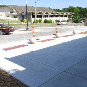 concrete company project: windfield library